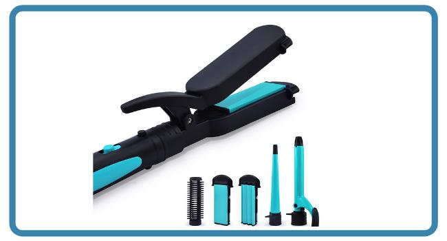 Havells HC4045 5 in 1 Hair Styler - Straightener