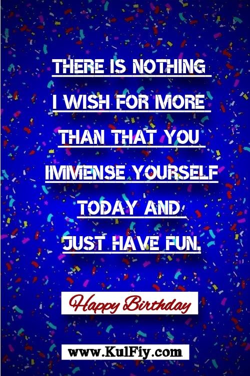Best Birthday Wishes for my Best Friend