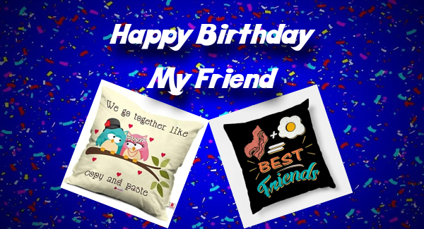 Birthday Wishes For Best Friend Male Cute Friends Funny