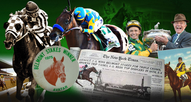 Belmont Stakes, American Triple Crown