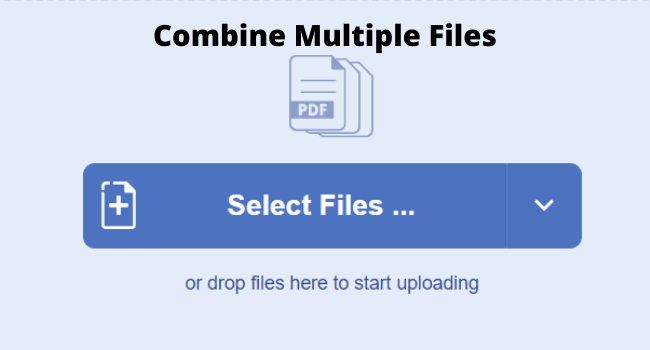 Combine Multiple Files