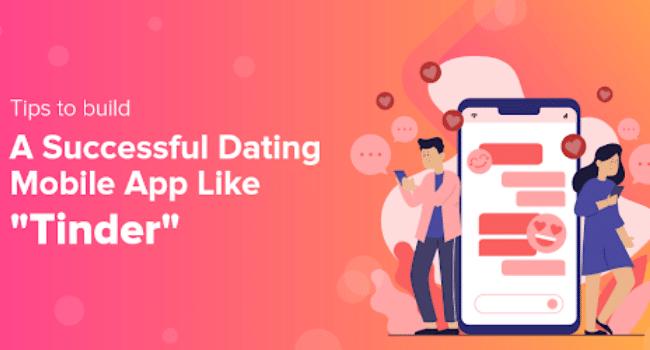 Dating Mobile App like Tinder