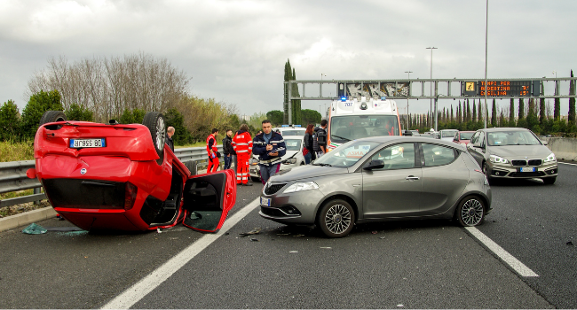 Devastating Car Accident