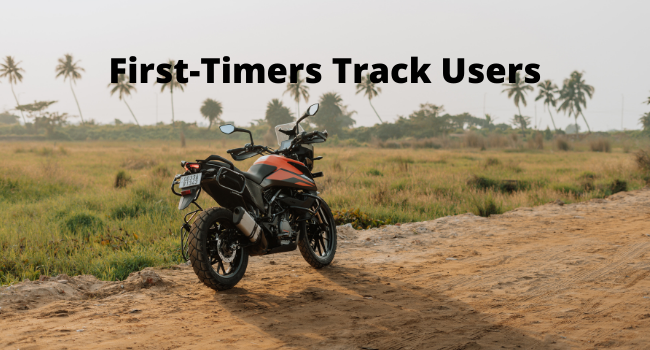 First-timers Track Users