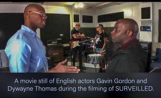 Gavin Gordon, Dywayne Thomas