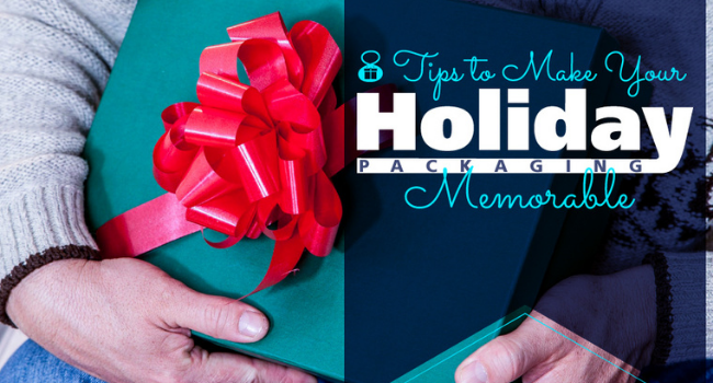 Holiday Packaging Memorable