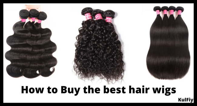 How to Buy the best hair wigs