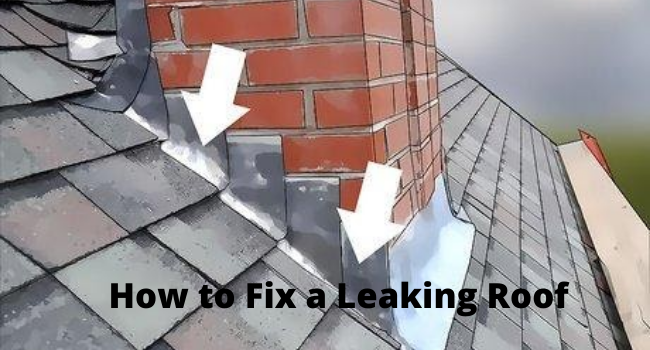 How to Fix a Leaking Roof