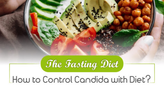 How to control candida with diet