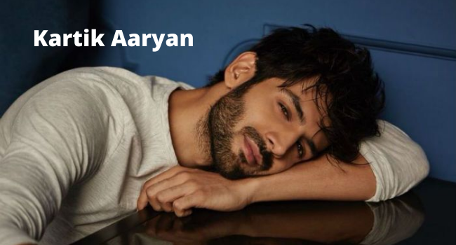 Kartik Aaryan