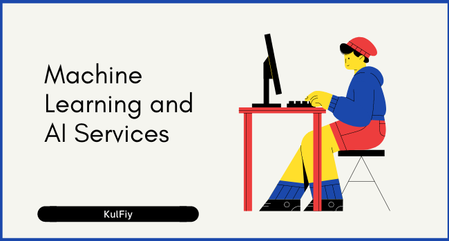 Machine Learning and Artificial Intelligence Services