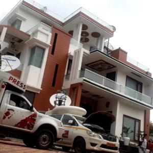 Neeraj Chopra House