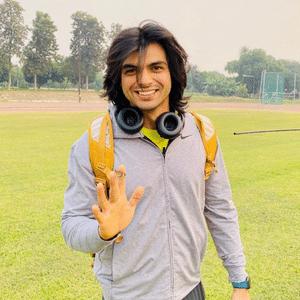 Neeraj Chopra javelin star