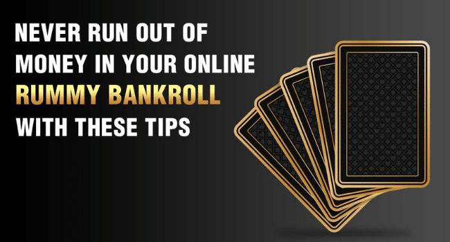 Online Rummy Bankroll