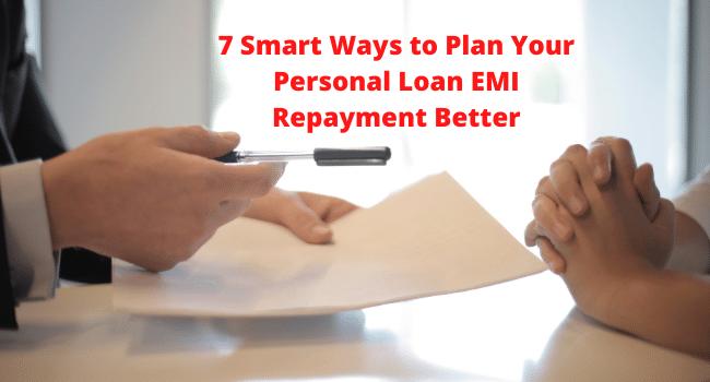Personal Loan EMI Repayment