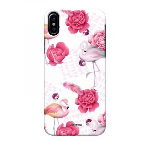 Premium printed Floral iPhone x Case by Zepper