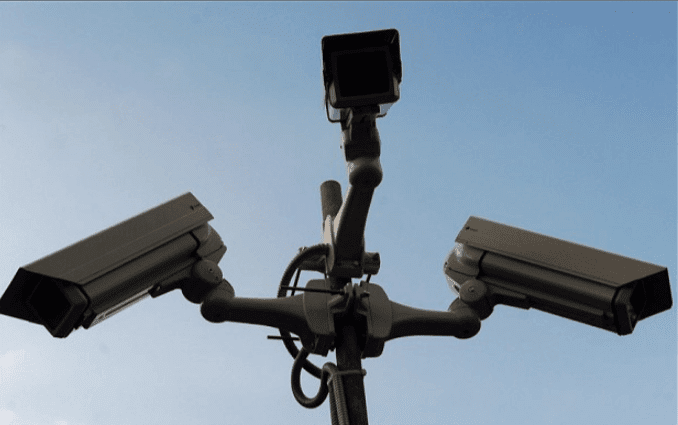 Security Cameras IP Address