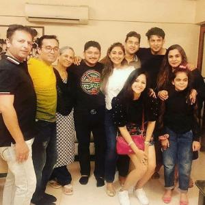 Sidharth Shukla Family