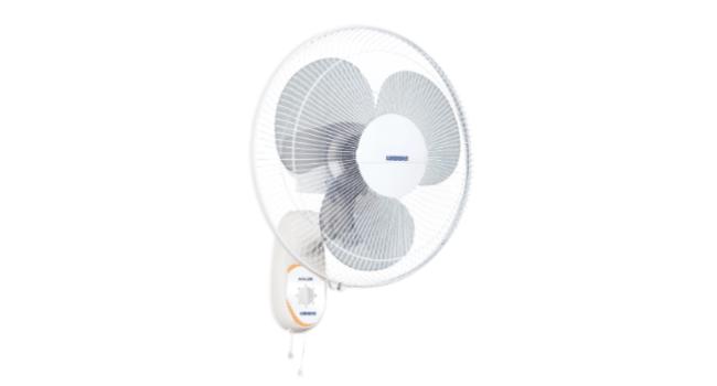 Speed Pro White Wall Fan 40CM