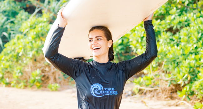 Surfing places in Sri Lanka