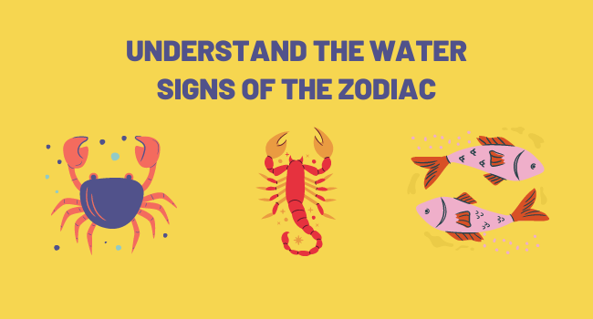 Understand the Water Signs of the Zodiac