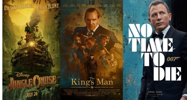 Upcoming Hollywood Movies 2021
