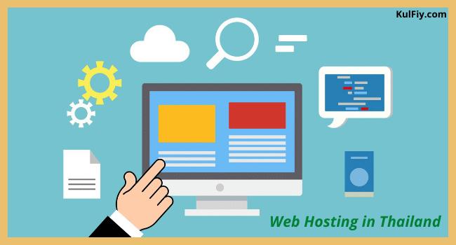 Web Hosting in Thailand