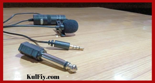 boya by-m1 microphone