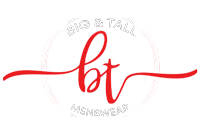 Big and Tall Menswear