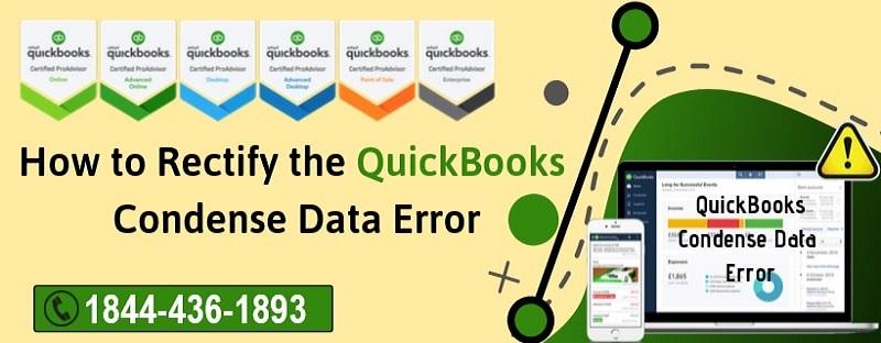 QuickBook-condense-data-error