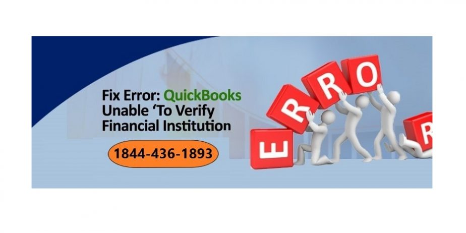 QuickBooks-Unable-To-Verify-Financial-Institution