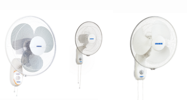 wall fans for room