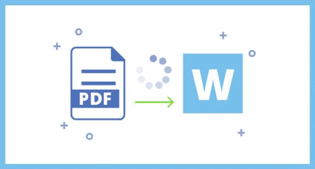 word to pdf, pdf to word